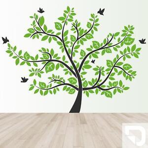 Das Bild Wird Geladen DESIGNSCAPE XXL Wandtattoo Baum Wandtattoo Lebensbaum