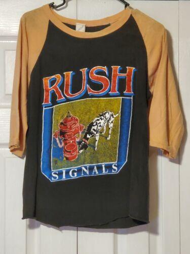 Rush Signals Vintage Shirt