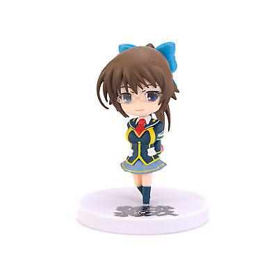 Medaka Box Shiranui Hansode Chibi PVC Figure