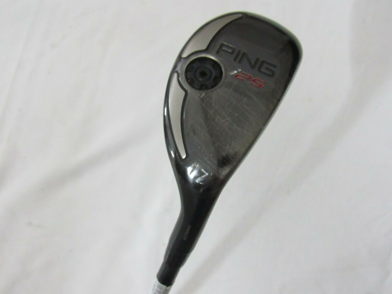 Utiliza la mano derecha Ping  i25 17 ° Hybrid-Ping PWR 90 mango de grafito RÍGIDO de la flexión S-Flex  entrega rápida