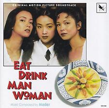 EAT DRINK MAN WOMAN - CD - ORIGINAL MOTION PICTURE SOUNDTRACK