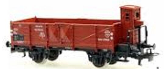 MÄRKLIN 4696 Offener Güterwagen der DR mit Bremserhaus #NEU in OVP#