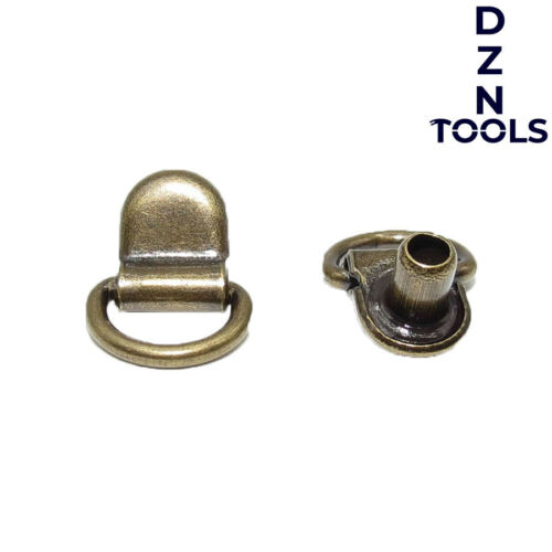 100 Sets Boot Hooks Ring Lace Hook Kits for Boots Accesories For k/_town/_trader