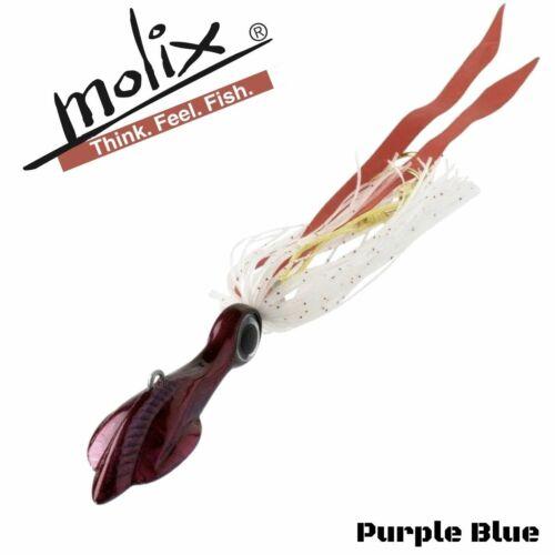 Molix Cult Rubber Jigging Lure Kabura Thasis 70G