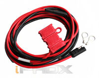 Dc Power Cord Cable For Motorola Maxtrac Gm300 Gm3188 Gm950 Mobile Radios A03