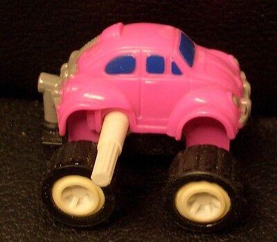 McDonald's Volkswagen Bug White Knob Windup, Cool!