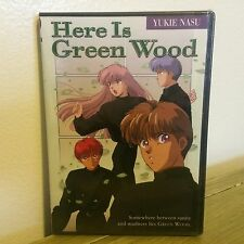 Here Is Green Wood on DVD by Anime Works / New