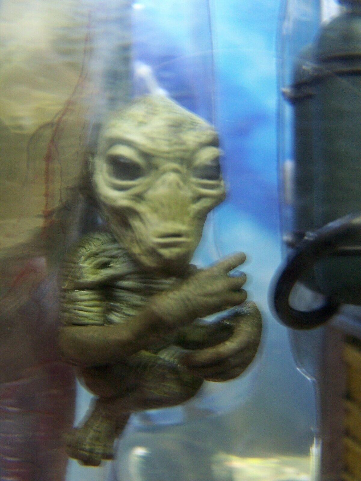 X-Files súper Raro quirúrgicamente Articulado Alien De Bombero A F OOAK