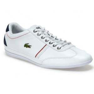 82008fb52 Lacoste Misano Sport 118 1 CAM White   Navy (N29) 7-35CAM0083-042 ...