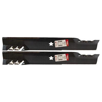 "Oregon 596-900 21/"" Gator G5 Mulching Blades Husqvarna LTH 125 140 Mower 2-Pack"
