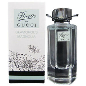 56075a2a559 Flora Glamorous Magnolia Mini Perfume by Gucci EDT 5.0 ml   0.16 oz ...