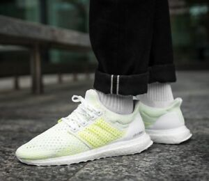 Image is loading MENS-ADIDAS-ORIGINALS-ULTRABOOST-CLIMA-WHITE-SOLAR-ULTRA- 1e6284f01