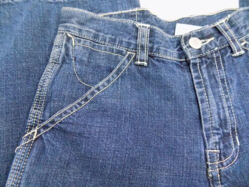 Jeans VTG Neue Marke 148fd9cdd8f4db2bd633174a12abc58066 glückliche Carpenter Loop Blue NrMädchen Hammer Arbeitskleidung R54L3Ajq