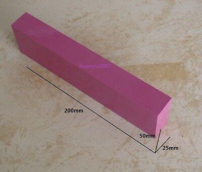 Super Ruby Sharpening Polishing Whetstone Grit 3000 200*50*25mm Sharpening Tool