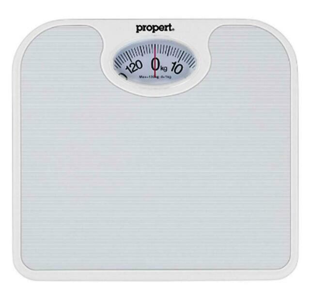 Propert Mechanical Bathroom Scale, Mechanical Bathroom Scale