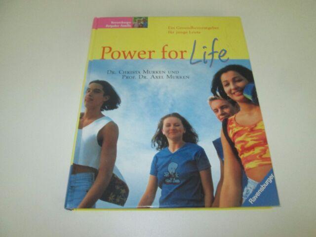 Power for Life  von Christa & Axel Murken / #book