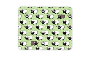 Cartoon-Sheep-Mouse-Mat-Pad-Lamb-Spring-Easter-Kids-Farm-Computer-Gift-12406