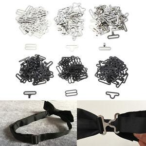50-Sets-Bow-Tie-Clip-Hardware-Cravat-Clips-Hook-Fastener-For-Necktie-Strap