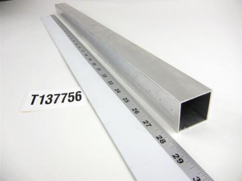 "1.5/"" x 1.5/"" Aluminum Square Tube 1//16/"" Wall 27.75/"" Length sku 137756"
