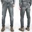 NUDIE Homme Slim Fit Jeans-PantalonTilted porte Crispy GreyB-WareNOUVEAU