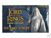 Lord of the Rings Card Game Two Towers Booster Box Toys