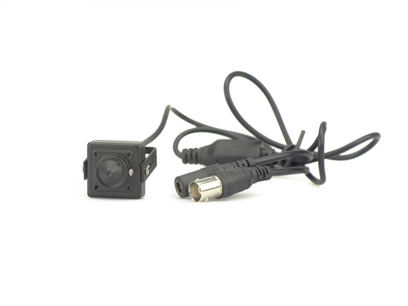 Mini Überwachungskamera mit 1000TVL mit Sony CCD Sicherheit 360°