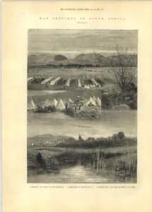 1881-Pretoria-Transvaal-Heidelberg-Mafeteng-Sketches-Of-War