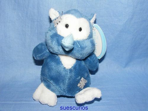 Me To You My Blue Nose Friends Owl - Midnight New G73W0141