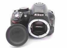 Nikon D3100 14.2 MP 3''Screen DSLR Camera BODY ONLY - SHUTTER COUNT 3600