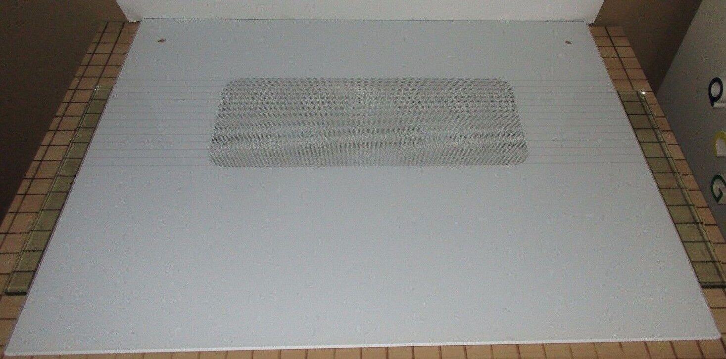 Jenn-Air   WP Oven Door Panel Wht 705013K, 705013 SATF GUAR & FREE EXP SHIP
