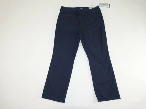 Not Your Daughter/'s Women/'s Marilyn Straight Ankle Jeans Size 14 NWT Dark Enzyme