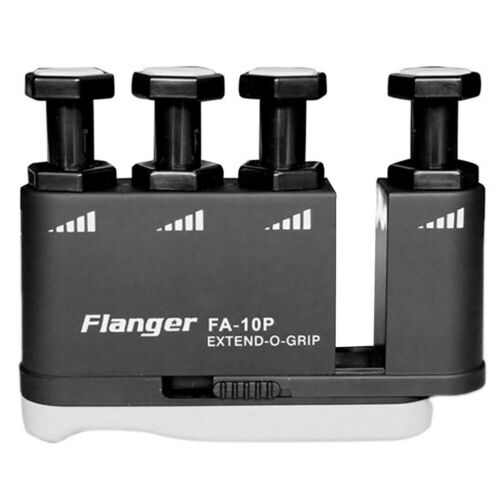 FA-10P Upgrade Extendable Strength Adjustable Guitar Finger Exerciser Trainer