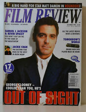 FILM REVIEW  12 - 1998 SAMUEL L JACKSON OUT OF SIGHT JACKIE CHAN SPACEY FR 92