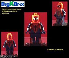 SPIDERGIRL Version #2 Marvel Custom Printed LEGO Minifigure! NO Decals Used!