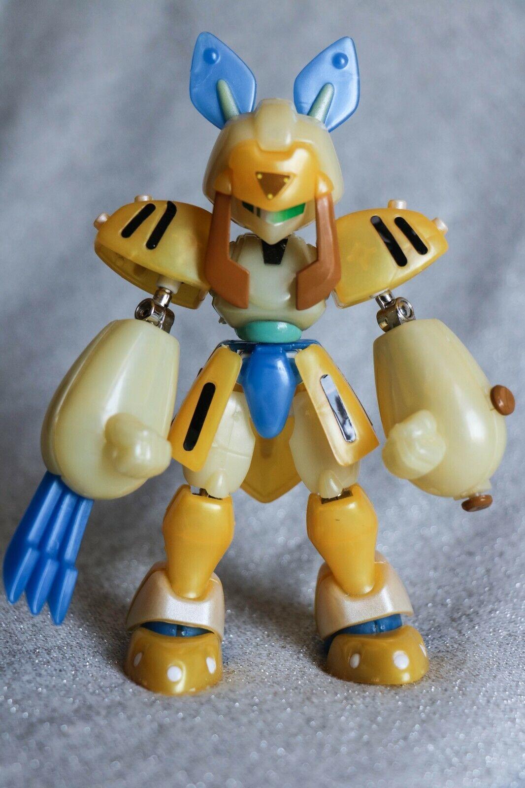 Medabots Sumilidon Tinpet Buildable Action Figure 5.5  Hasbro