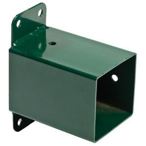 Anbauschaukel-Halterung-Wandverbinder-Schaukelverbinder-fuer-9x9-cm-Kantholz