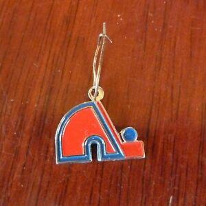 1990-NHL-Hockey-Quebec-Nordiques-Team-Logo-Medallion-Pendant