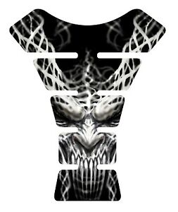 Beast Within Gel Motorcycle Tank Pad tankpad tank protector guard Sticker Decal