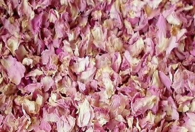 Biodegradable Dried Rose Petals Pastel Pink & Cream Wedding Confetti Crafts Home