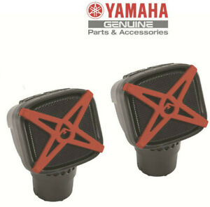 YAMAHA 2019+ FX / Cruiser Audio Package Red Inserts F3X-H81C0-T0 F3X-H8163-V0-00