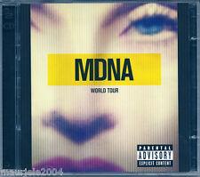 Madonna. MDNA World Tour (2013) 2 CD NUOVO Like a virgin waltz. Like a prayer.