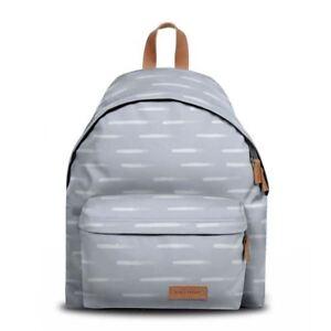 07f740c693c Eastpak Bags Padded Pakr Backpack Bag Line Bleach 5400597850968   eBay