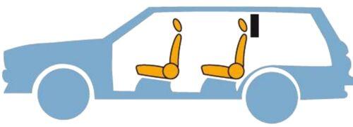 Kleinmetall Masterline Hundegitter Trenngitter Trennnetz für Seat Tarraco
