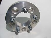 5x5.5 To 5x5.5 Wheel Adapters 1.5 - 9/16 Studs 5x139.7 To 5x139.7 X4 Spacers