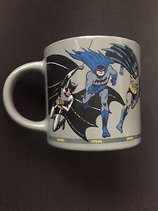 Batman Through the Years Mug Coffee Cup 2015 Dc Comics