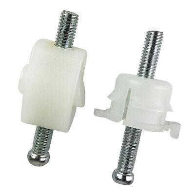 2X for VW Transporter T4 Headlight Frame Adjuster clips Headlamp Mount Bracket