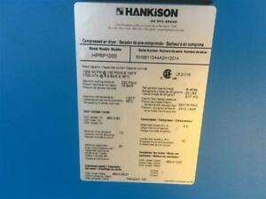 Hankison HPRP1000 Compressed Air Dryer - 1000CFM Canada Preview