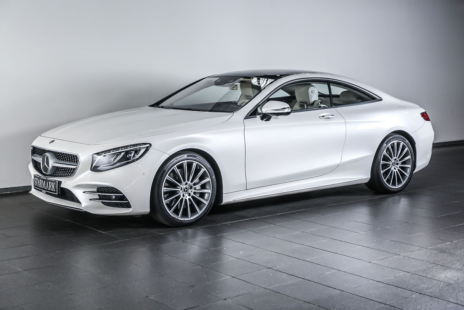 Mercedes-Benz S560 4,0 Coupé aut. 4-M