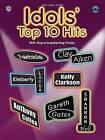 Idols' Top 10 Hits by Warner Brothers Records (Mixed media product, 2005)