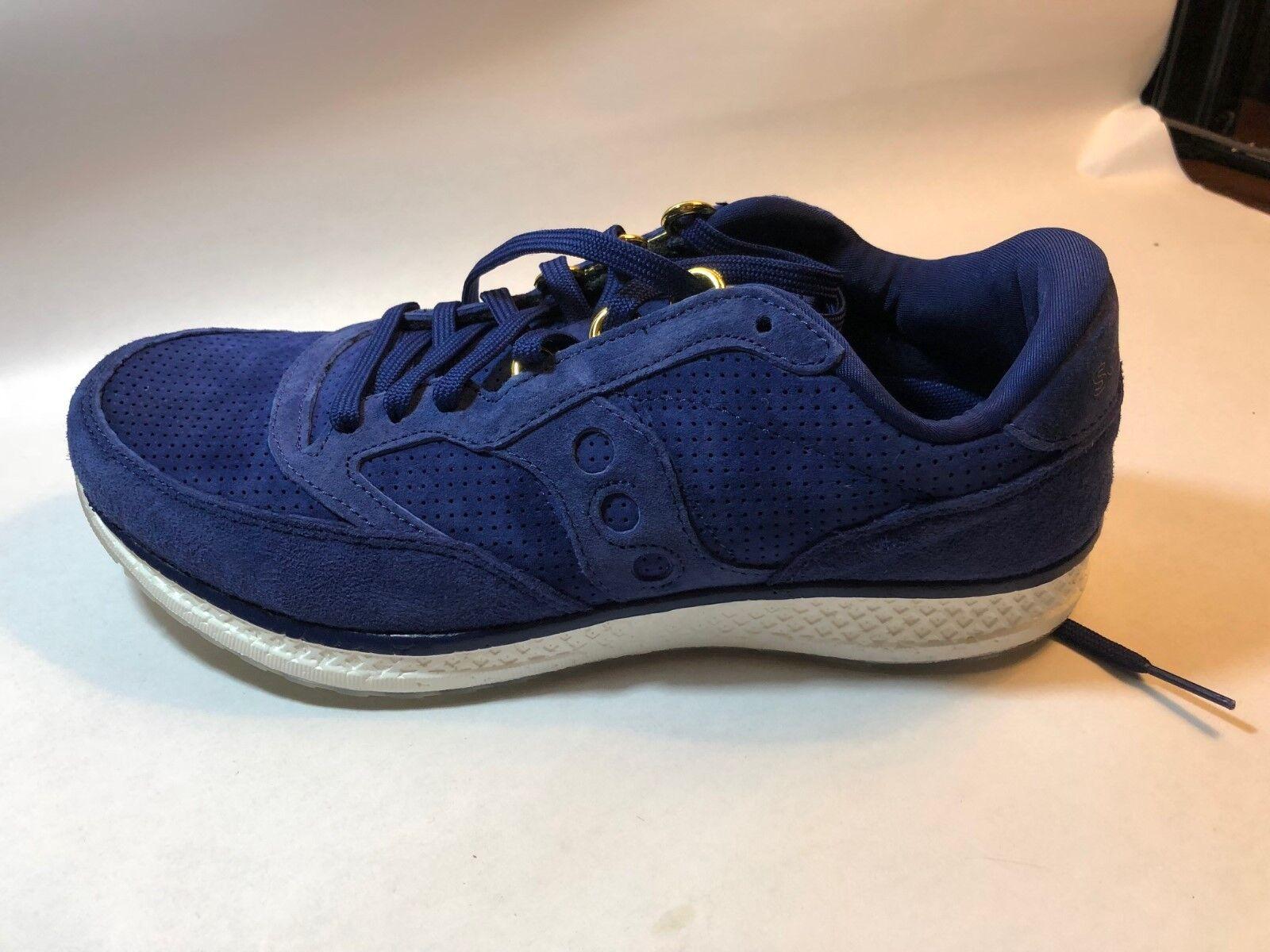 Saucony Freedom Runner Azul Oro para Para hombres Zapatos para Oro Correr 46ba68